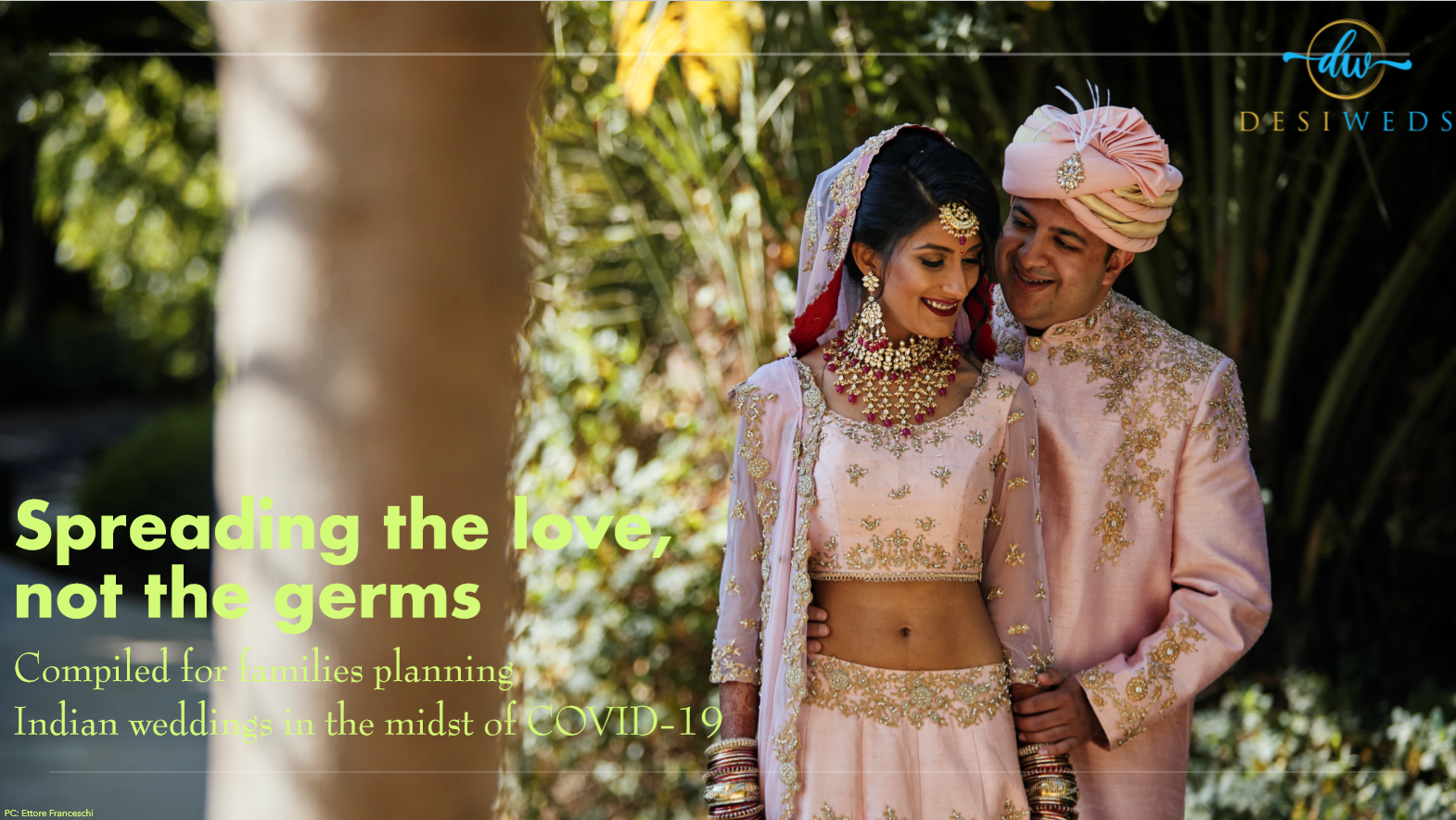 covid wedding planning guide for indian weddings